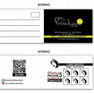 CARD PIEGA + TRATTAMENTO